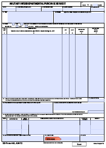 Military Interdepartmental Purchase Request Mipr Acqnotes