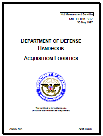 Mil-HNDBK Acquisition Logistics