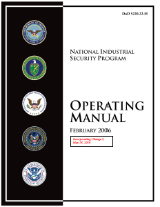National industrial security program operating manual | rose.