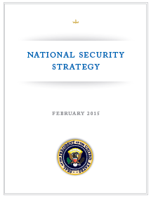 National Security Strategy - Feb 2015